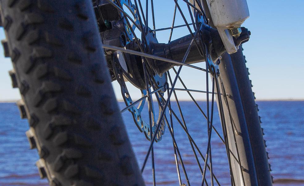 下田でサイクリング