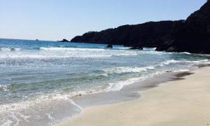 ボンダイから歩いてすぐ大浜海岸